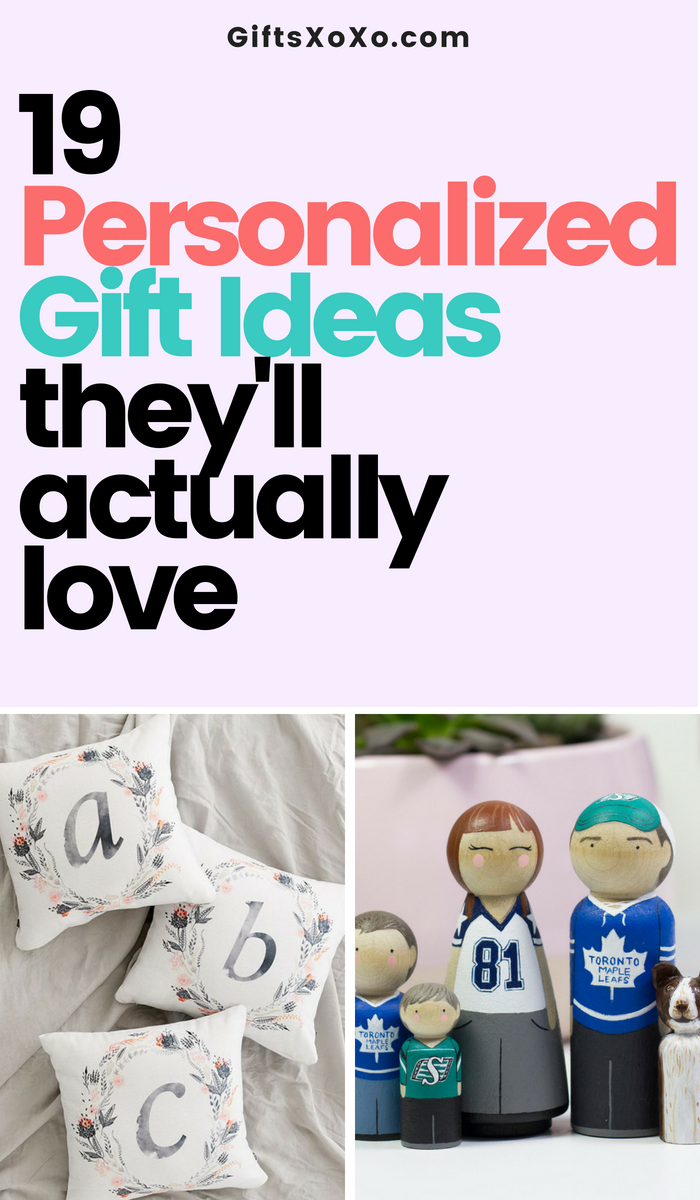 Make gifting unique and special everytime with Personalized Gifts. Here are 19 Personalized Gift Ideas That Will Make You Feel So Thoughtful.
