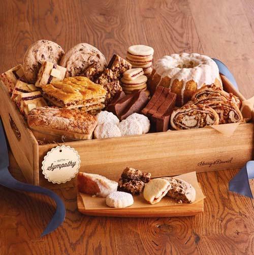 Bakery-Basket | Sympathy Gift Ideas