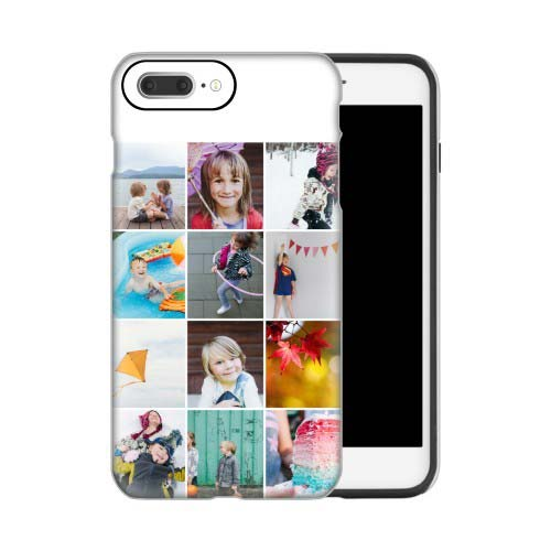 Collage-Squares-iPhone-Case | Photo Gift Ideas - Giftsxoxo.com