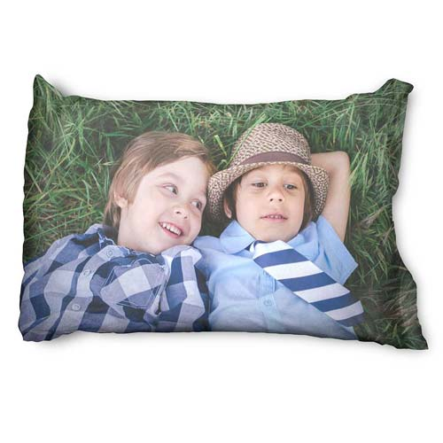 Custom-Pillow-Case | Photo Gift Ideas - Giftsxoxo.com