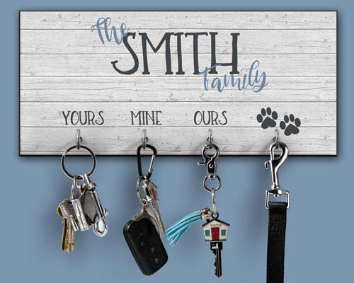 Family-keyholder | Personalized Gift Ideas - giftsxoxo.com