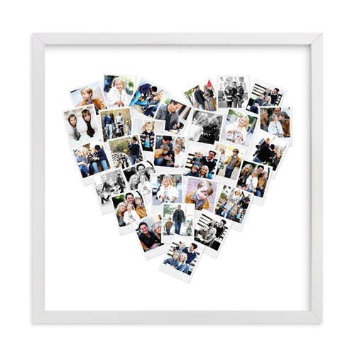 Heart-Snapshot-Photo-Art | Photo Gift Ideas - Giftsxoxo.com