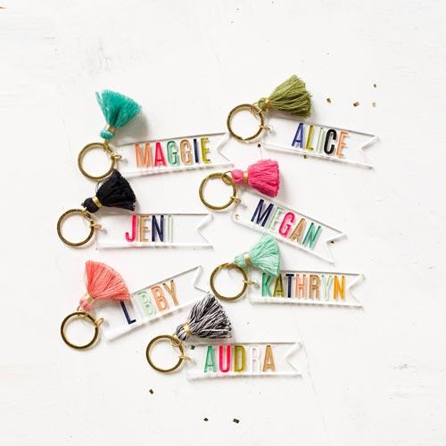 Keychain | Personalized Gift Ideas - giftsxoxo.com