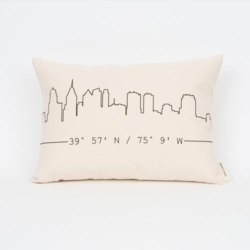 Skyline-Custom-Pillow | Personalized Gift Ideas - giftsxoxo.com