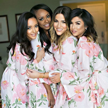 Bridesmaid-Robes | Bridesmaid Gifts