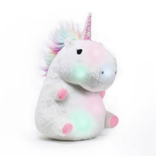 Chubby Light-Up Unicorn