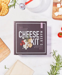 The Artisan Cheese Maker's Kit