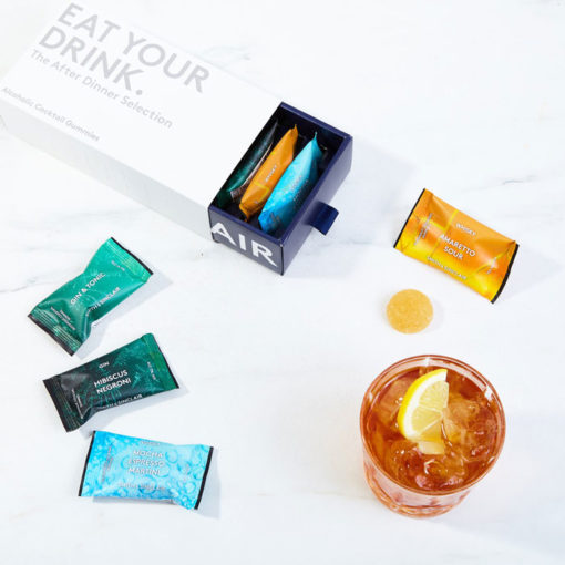 Alcoholic Cocktail Gummies