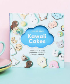 Kawaii Cakes Baking Book