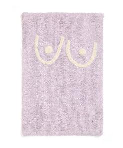 Boob Bath Mat
