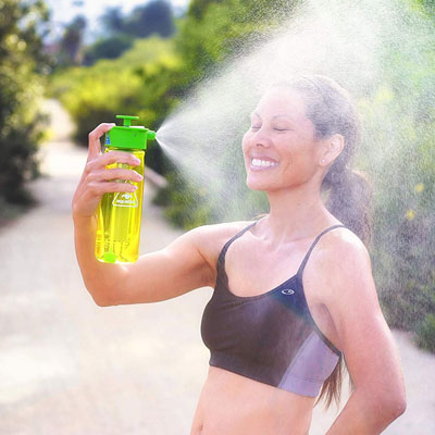 Multi-Functional Drinking Water Bottle for women | 21 Clever Gift Ideas for Campers & Hikers (BEST Outdoor gifts Ever!)