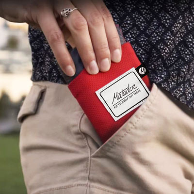 Petit Pocket Blanket | 21 Clever Gift Ideas for Campers & Hikers (BEST Outdoor gifts Ever!)