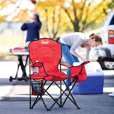Portable Camping Quad Chair | 21 Clever Gift Ideas for Campers & Hikers (BEST Outdoor gifts Ever!)